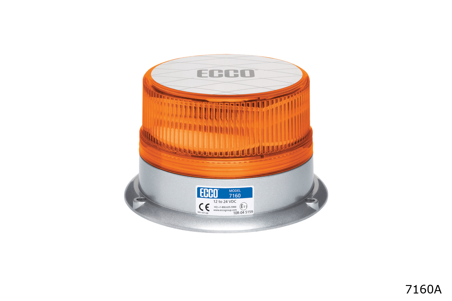 Ecco LED Beacons 7160 Reflex Series