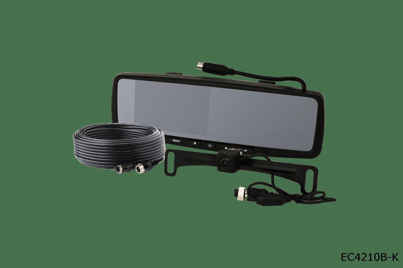 ecco camera systems ec4210b-k wired camera systems