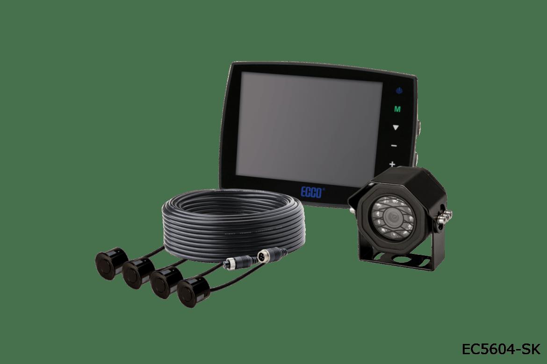 ecco camera systems ec5604-sk wired systems