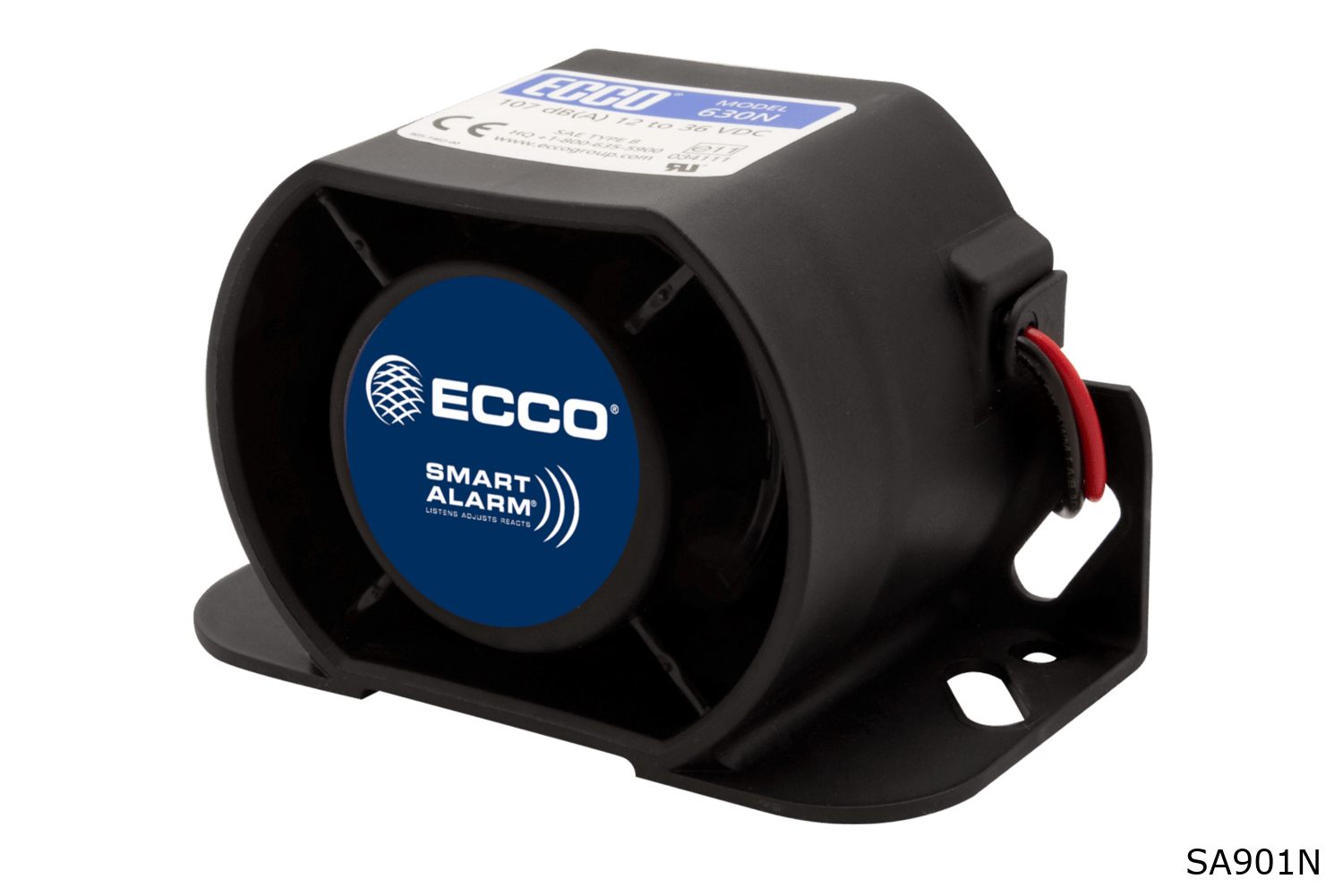 ecco back up alarms sa901n