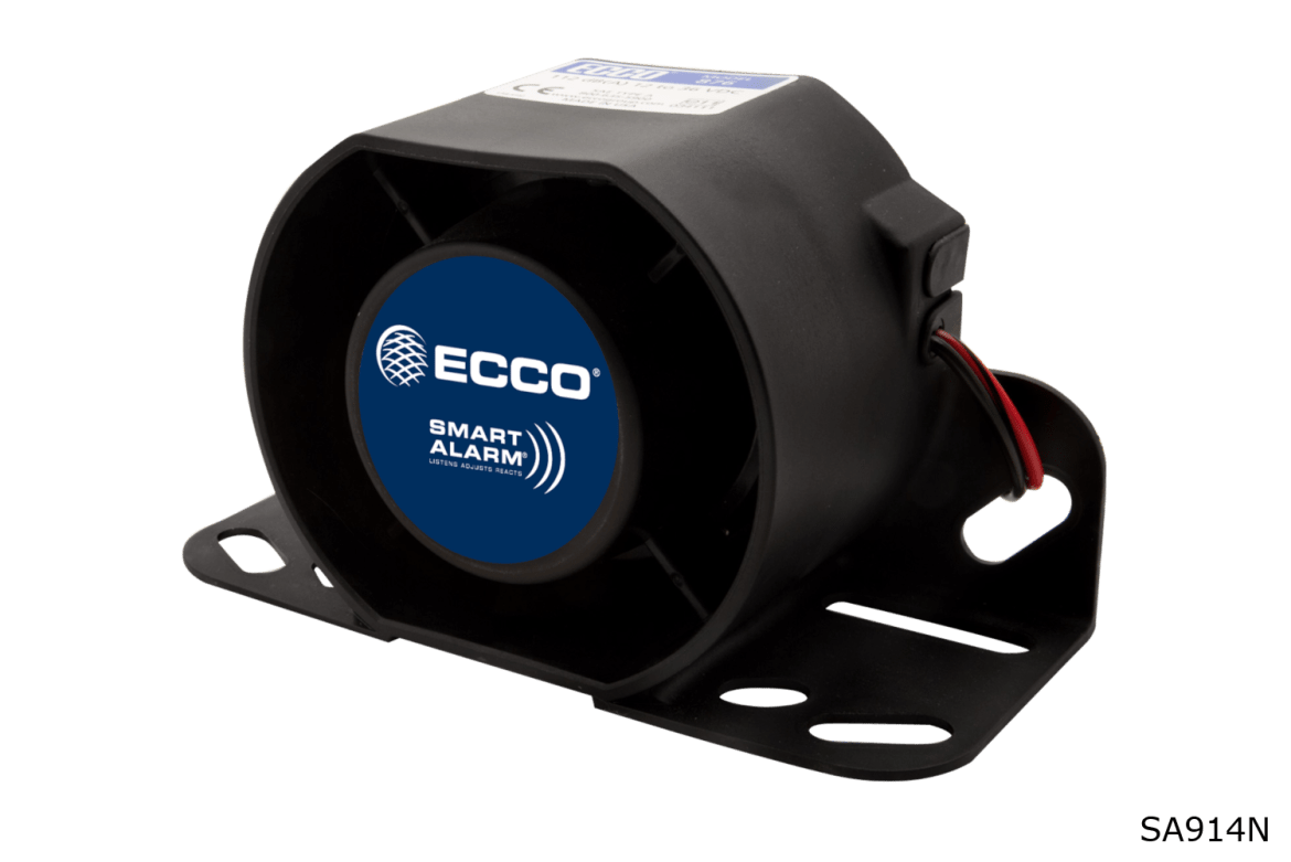 ecco back up alarms sa914n