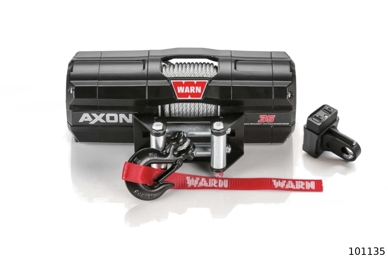 warn powersports axon winches 101135
