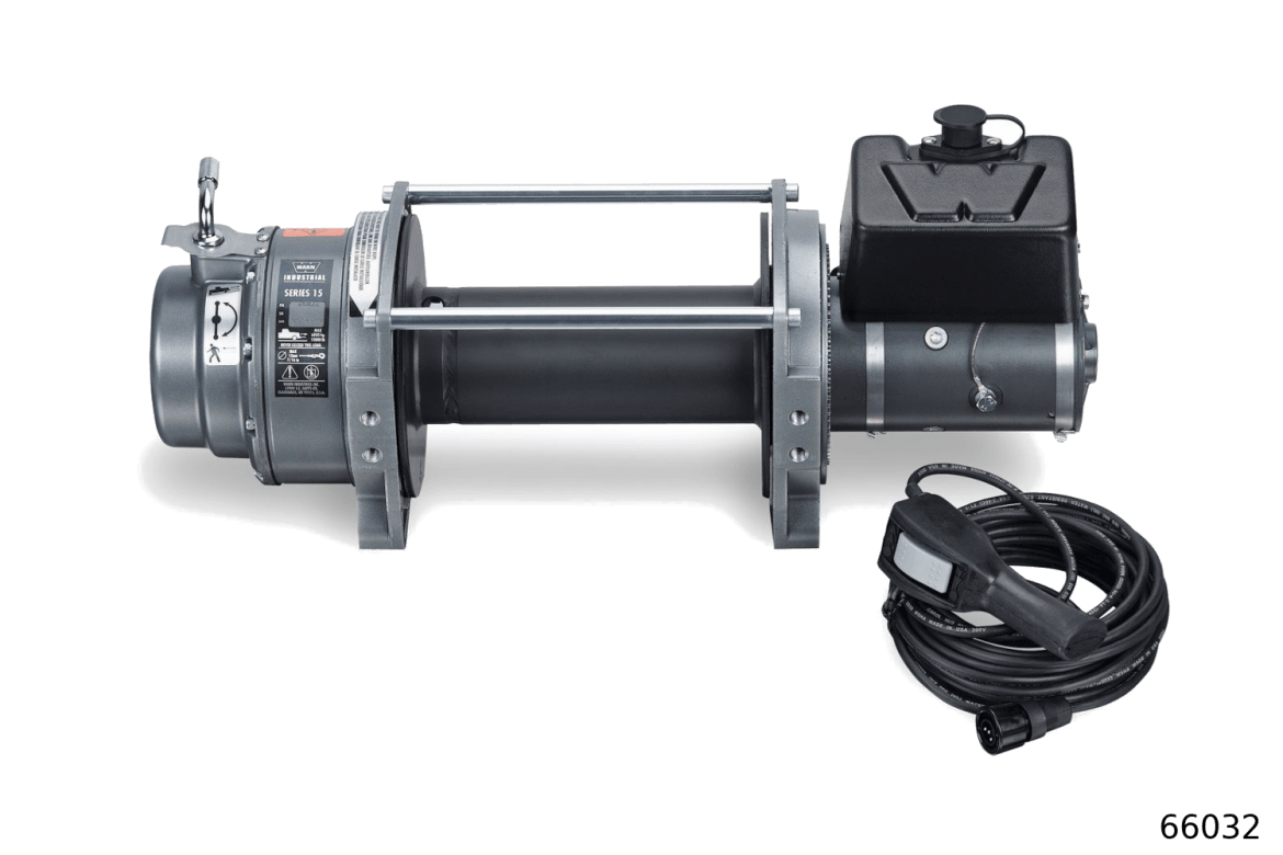 warn industrial dc electric winches 66032