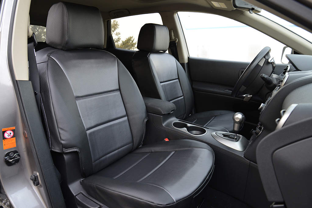 ruff tuff carbon fiber seat covers