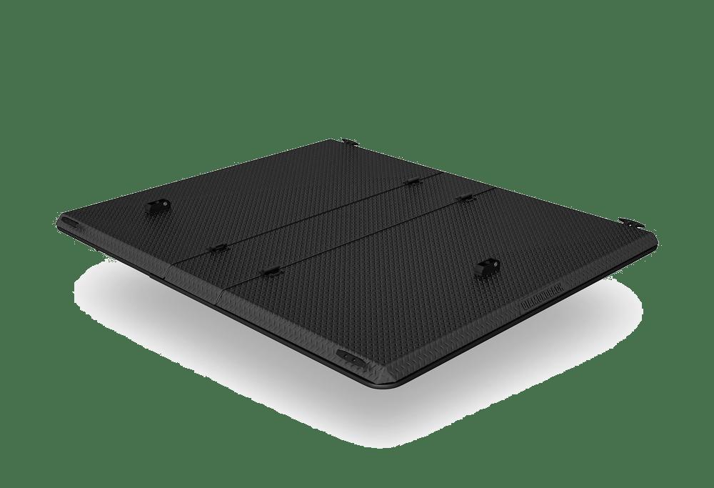 Diamondback covers SE aluminum black locking cover angle.