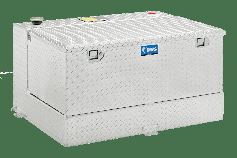 UWS aluminum combo fuel tanks.