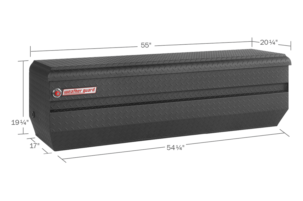Gloss Black ARMOR TUF Powder Coat (664-52-01)
