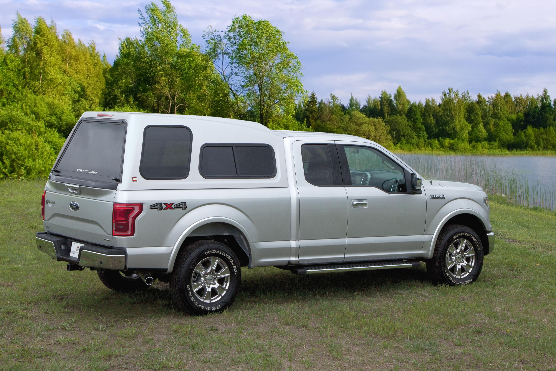 Century Fiberglass Camper Shells Socal Truck Accessories