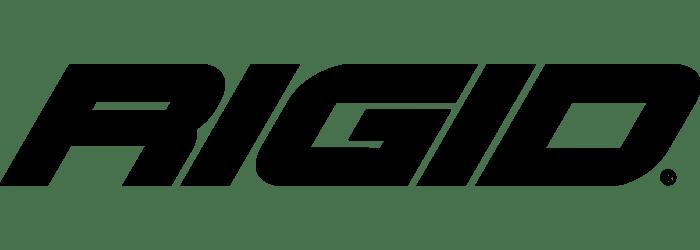 Rigid industries corporate logo.