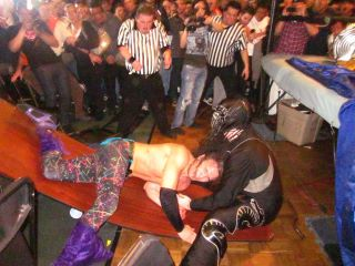 Shot of the Night 12/10/2011 Psycho Driver!