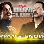 Joey Ryan-Bound for Glory