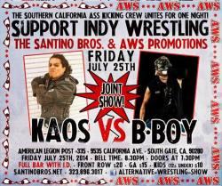 AWS vs SBWA
