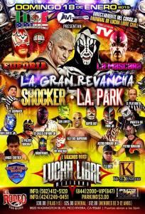 LLME Lucha 1-18-15 flyer