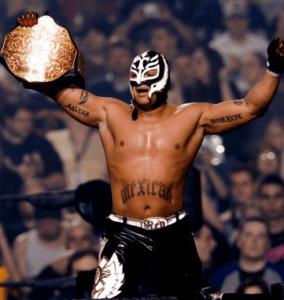 WWE Rey Mysterio Pic 1