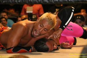 PWG - Tozawa vs Richochet 07-24-2015