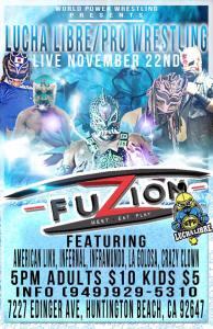 WPW Lucha 11-22-15 flyer