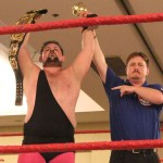 Rik Luxury wins the Roland Alexander Memorial  Battle Royal