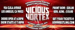 UEW Vicious Vortex