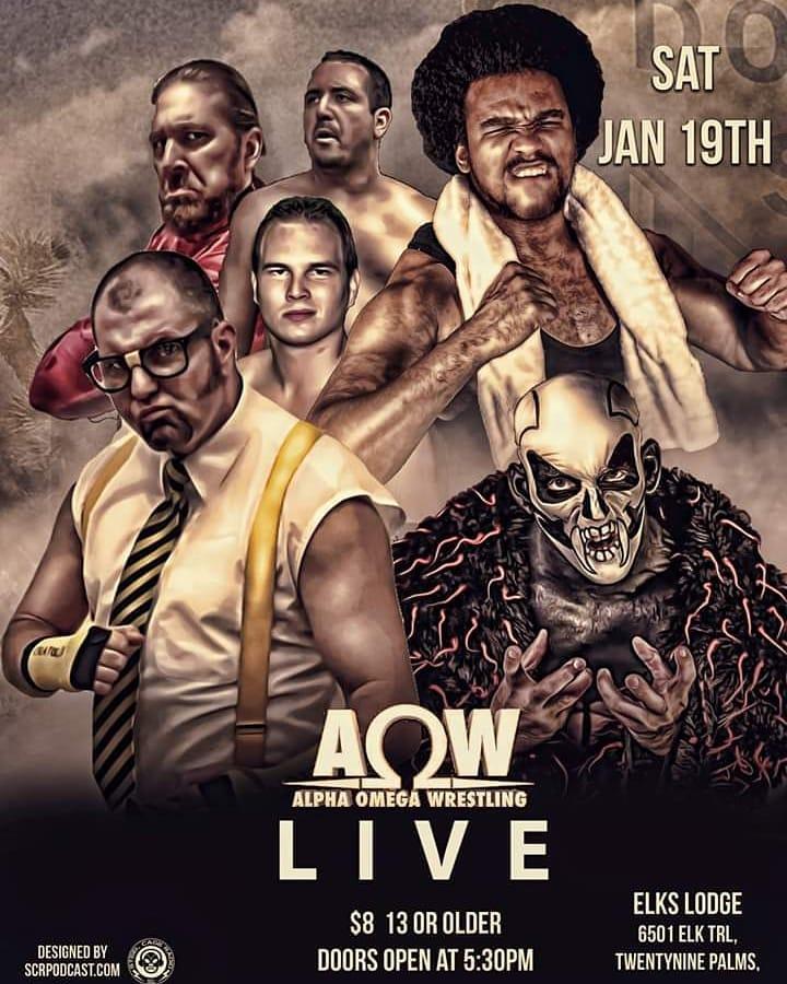 Alpha Omega Wrestling in Twentynine Palms, CA