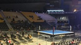 Moments after doors opened at NJPW Super J Cup 2019 at the Walter Pyramid in Long Beach, CA (August 25th, 2019)