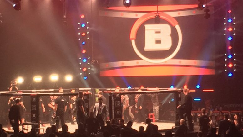 Bellator 228 at The Forum in Inglewood, CA (September 28th, 2019)
