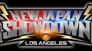 New Japan Showdown logo