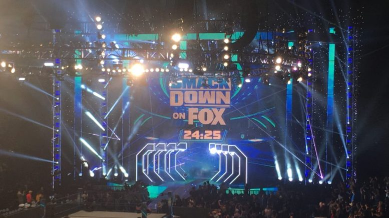 WWE Smackdown on Fox at Staples Center in Los Angeles, CA (October 4th, 2019)