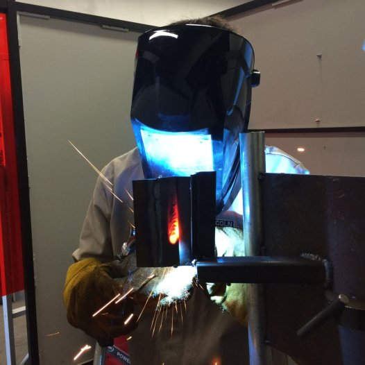 WLDG1105 – Gas Metal Arc Welding (MIG) IV Certification Preparation