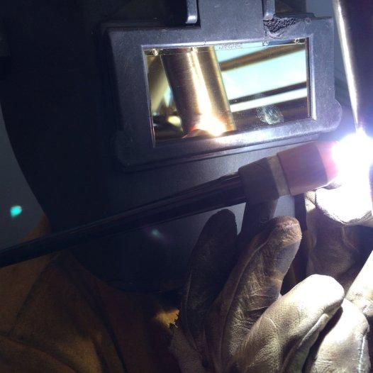 WLDG1109 – Gas Tungsten Arc Welding (TIG) IV Weldments on Tubular Shapes