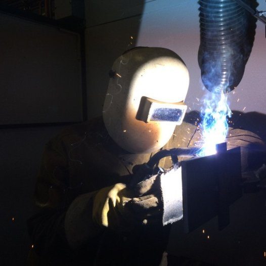 WLDG1117 – Flux core Arc welding (Flux-core) III Certification Preparation