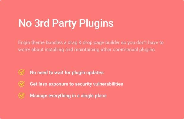 Engin - Multipurpose Landing Page WordPress Theme - 5
