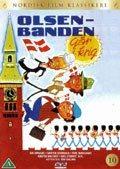 """Olsen-banden er også oppe i Københavns Rådhustårn, Ikke i fredens tjeneste, men i filmen """"Olsen-banden går i krig"""""""
