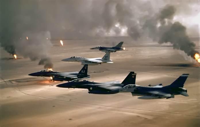USAs første Irak-krig,