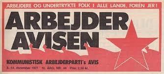 Udgivet af Kommunistisk Arbejderparti (KAP) frem til 1991, hvor den sammen med to andre venstrefløjsaviser gik sammen i Enhedslistens avis Den Røde Tråd.