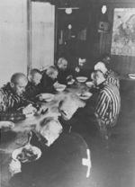 Jul i Sachenhausen KZ lejr