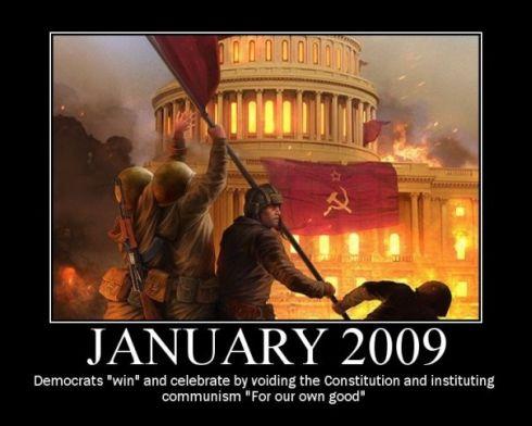 En amerikansk højrefløjs forventning til Obama