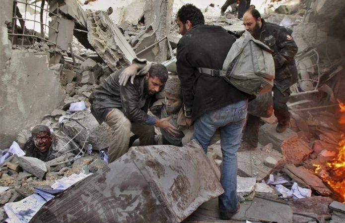 Israels blodige krig mod Gaza's folk