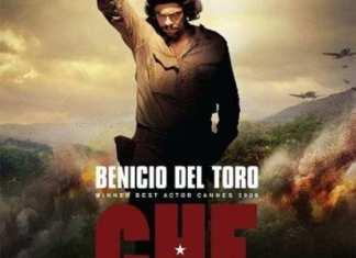 """Filmplakat for Steven Soderbergh's """"Che"""" 1 og 2"""