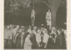 "Schomburg Center for Research in Black Culture, Photographs and Prints Division, The New York Public Library. ""View of the lynching of Tom Shipp and Abe Smith at Marion, Indiana, August 7, 1930."" The New York Public Library Digital Collections. 1930. http://digitalcollections.nypl.org/items/e614b4d0-434d-0132-798d-58d385a7b928"