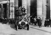 November Revolutionen 9. november 1918