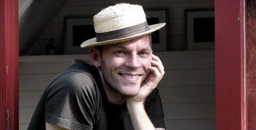 Martin Lindblom sommeren 2008. Foto: Maj-Britt Milsted/Monsun