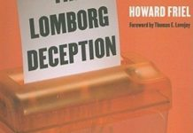 "Howard Friel's book ""The Lomborg Deception"""