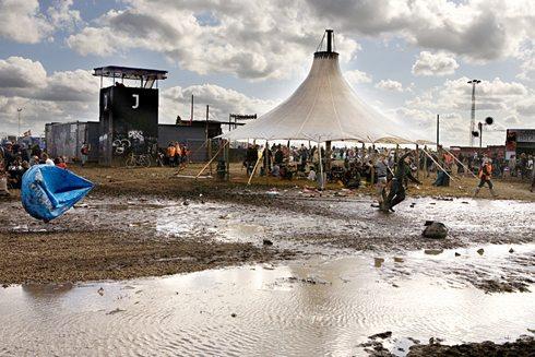 Roskilde Festival 2007. Foto: Freddy Hagen