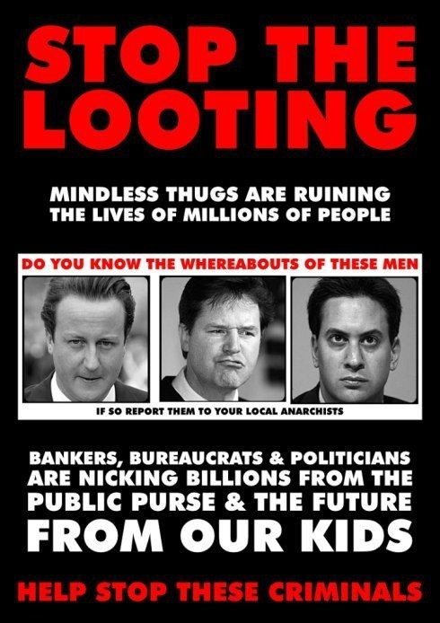 """""""Stop the Looting"""" 2011"""