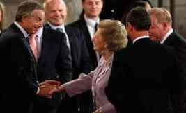 Thatcher's legacy was warmonger Blair (CounterFire)