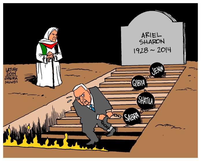Ariel Sharon (1928-2014)