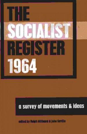 Forsiden på 1. nummer af Socialist Register 1964