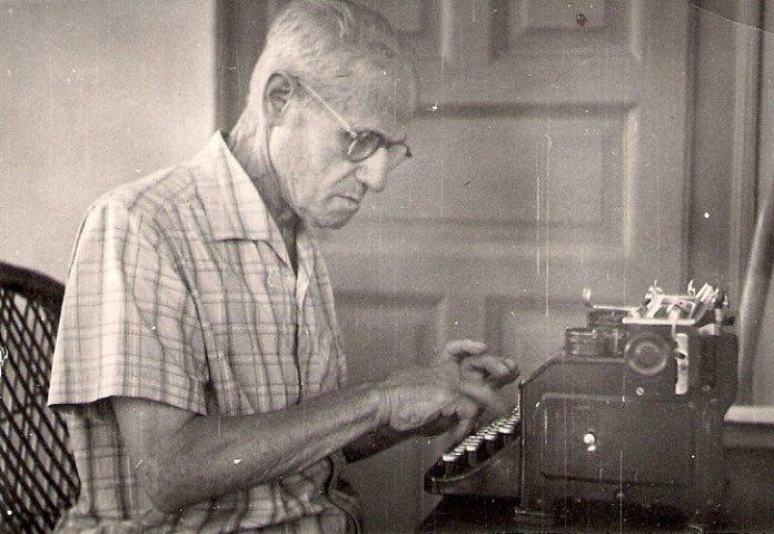 Den 73 årige István Mészáros.Date: 1974, Source: Vágvölgyi Jenő, Foto: Unknownwikidata:Q4233718