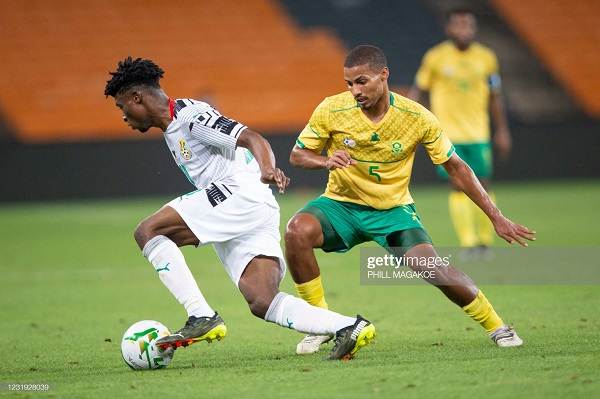 Mohammed Kudus shines through as Ghana qualifies for 2021 AFCON - Soccatips