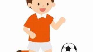 サッカーのドリブルをつま先や足の甲でするのはアリ?